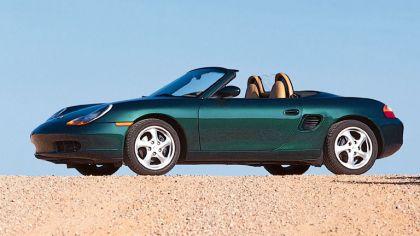 2001 Porsche Boxster 9
