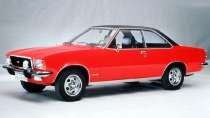 1972 Opel Commodore coupé 4