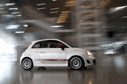 2008 Fiat 500 Abarth 30