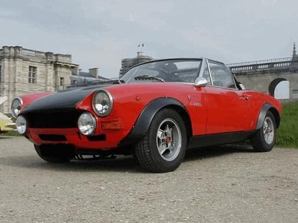 1972 Fiat 124 Abarth 5
