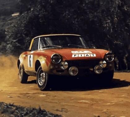 1975 Fiat 124 Abarth rally 2
