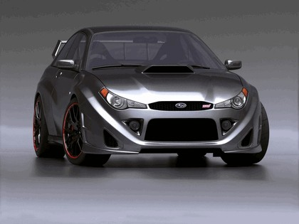 2007 Subaru WRX STi Design concept 1