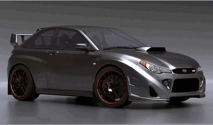 2007 Subaru WRX STi Design concept 3