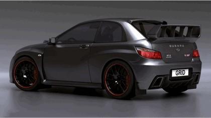 2007 Subaru WRX STi Design concept 4