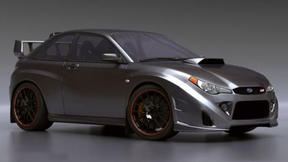 2007 Subaru WRX STi Design concept 2