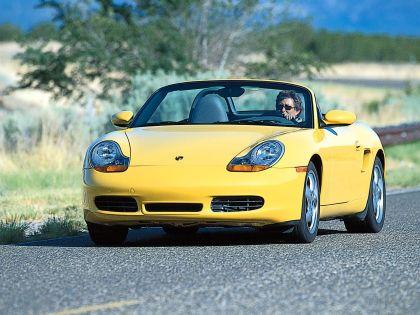 2001 Porsche Boxster S 3