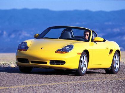2001 Porsche Boxster S 4