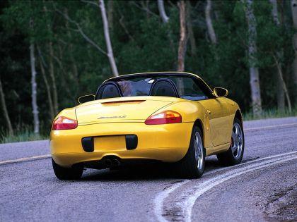 2001 Porsche Boxster S 7