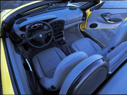 2001 Porsche Boxster S 11