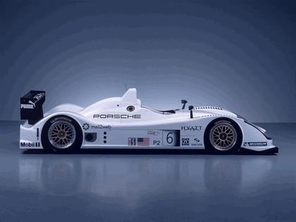 2006 Porsche RS Spyder 21