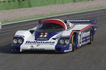 1985 Porsche 962C 10