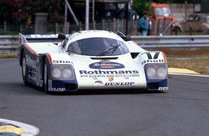 1985 Porsche 962C 11