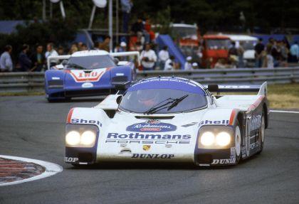1985 Porsche 962C 12