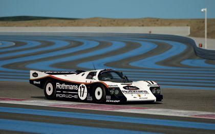 1985 Porsche 962C 17