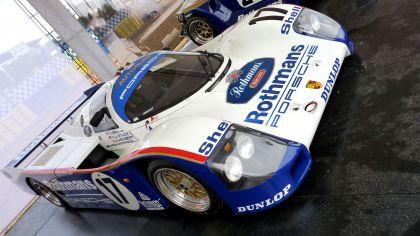 1985 Porsche 962C 19
