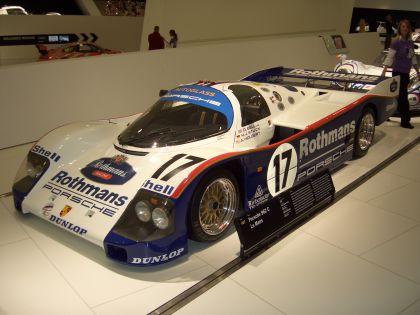 1985 Porsche 962C 22