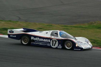 1985 Porsche 962C 28