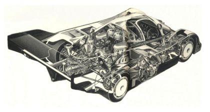 1985 Porsche 962C 41