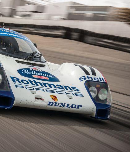 1985 Porsche 962C 7
