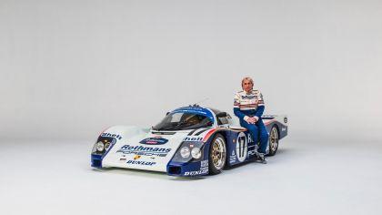 1985 Porsche 962C 38