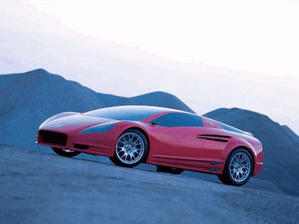2004 Toyota Alessandro Volta concept by Italdesign 1