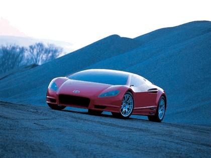 2004 Toyota Alessandro Volta concept by Italdesign 2
