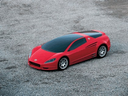 2004 Toyota Alessandro Volta concept by Italdesign 4