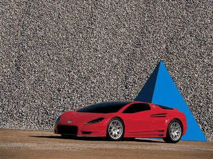 2004 Toyota Alessandro Volta concept by Italdesign 6