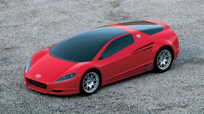 2004 Toyota Alessandro Volta concept by Italdesign 8