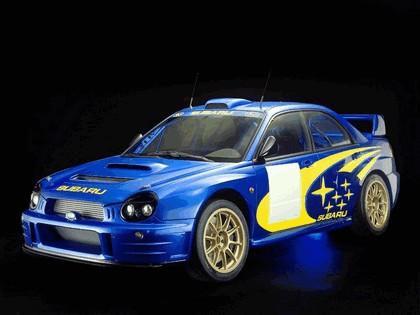 2001 Subaru Impreza WRC 1