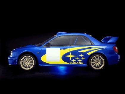 2001 Subaru Impreza WRC 3