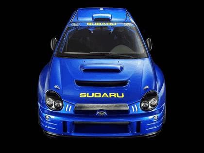 2001 Subaru Impreza WRC 4