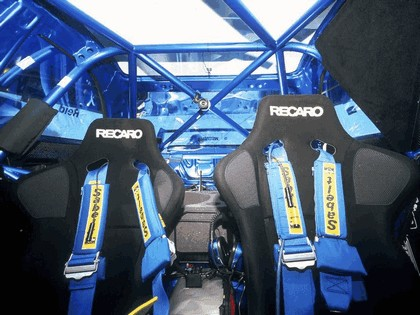 2001 Subaru Impreza WRC 6