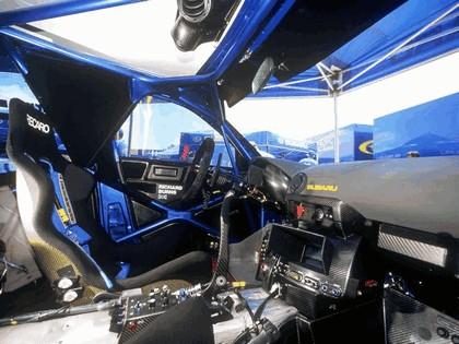 2001 Subaru Impreza WRC 7