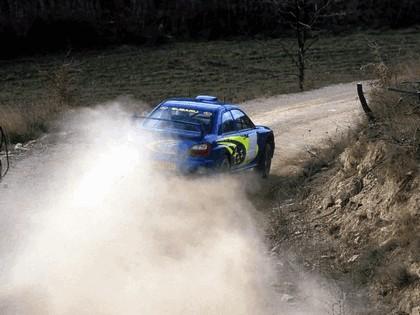 2001 Subaru Impreza WRC 13