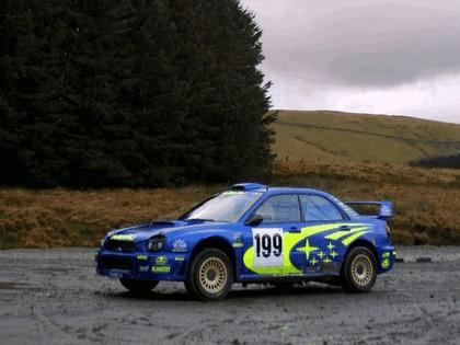 2001 Subaru Impreza WRC 32