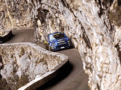 2001 Subaru Impreza WRC 38