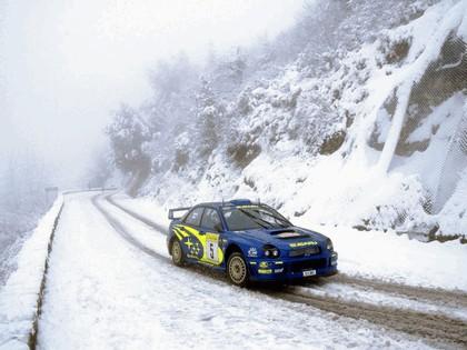2001 Subaru Impreza WRC 39