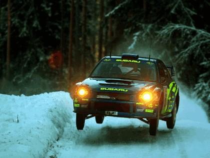 2001 Subaru Impreza WRC 47