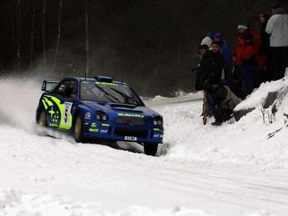 2001 Subaru Impreza WRC 48