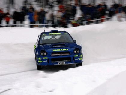 2001 Subaru Impreza WRC 49