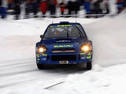 2001 Subaru Impreza WRC 50
