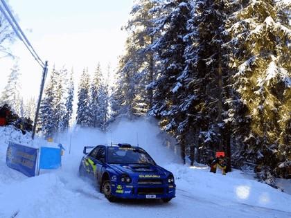 2001 Subaru Impreza WRC 51