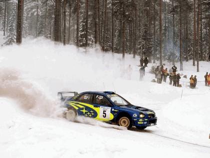 2001 Subaru Impreza WRC 55