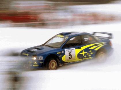 2001 Subaru Impreza WRC 64