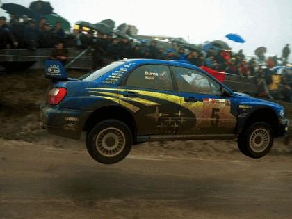 2001 Subaru Impreza WRC 66