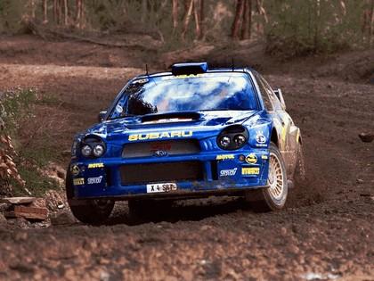2001 Subaru Impreza WRC 69
