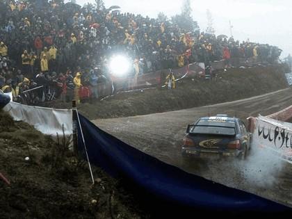 2001 Subaru Impreza WRC 71