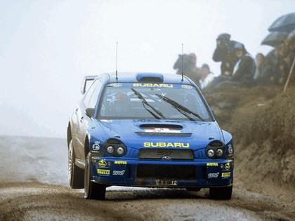 2001 Subaru Impreza WRC 75
