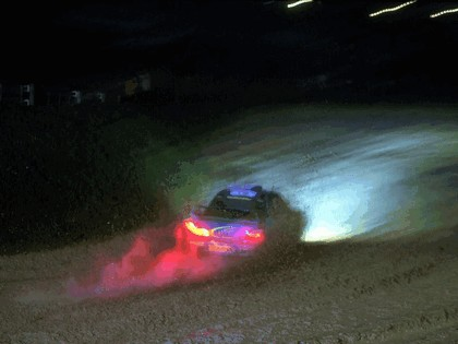2001 Subaru Impreza WRC 77